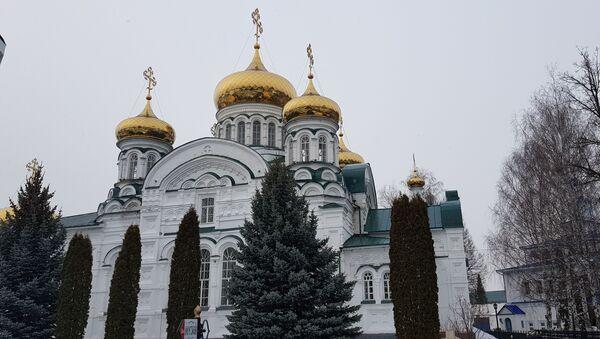 Раифски манастир - Sputnik Србија
