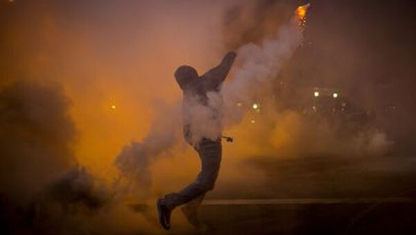 Улични протести у Балтимору - Sputnik Србија