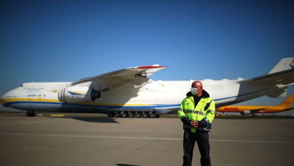 Авион Антонов ан-225 - Sputnik Србија