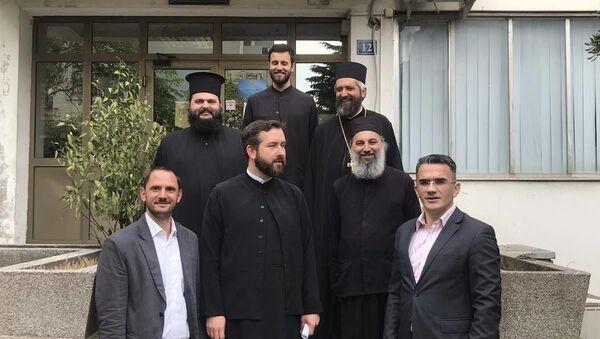 Барски свештеници после саслушања због литије - Sputnik Србија