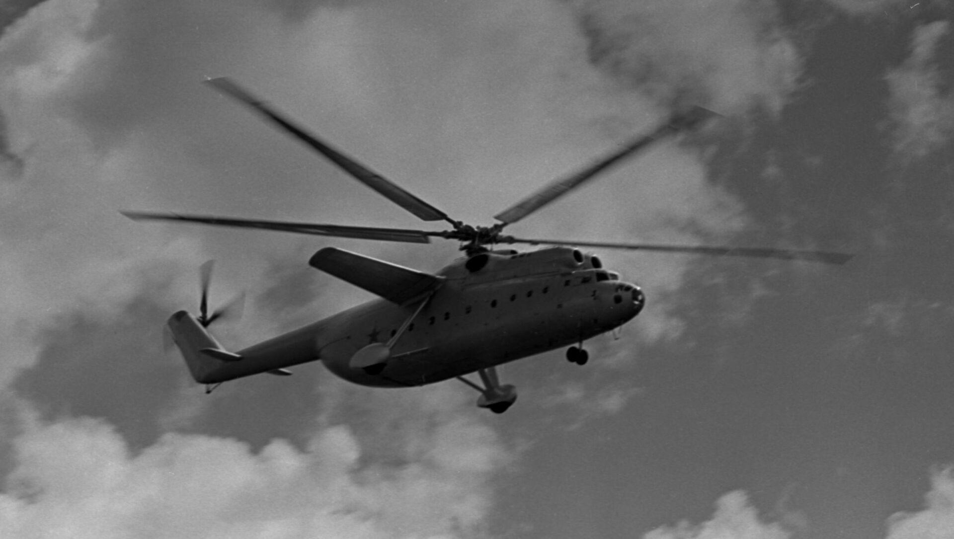 Helikopter Mi-6 - Sputnik Srbija, 1920, 17.04.2021