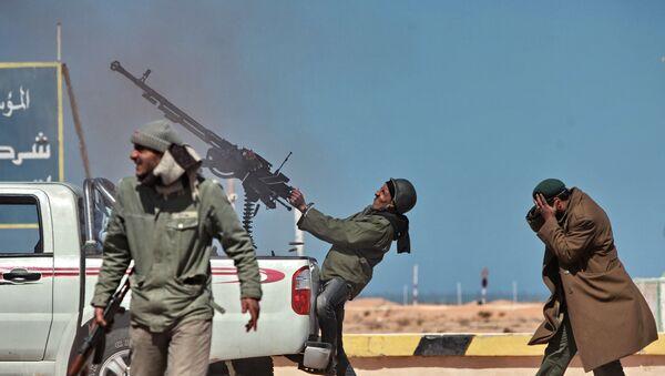 Situacija u Libiji - Sputnik Srbija