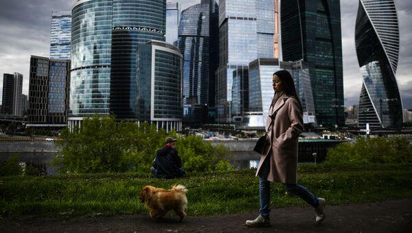 Москва у доба короне - Sputnik Србија