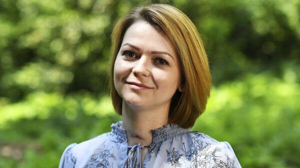 Julija Skripalj, ćerka agenta GRU Sergeja Skripalja - Sputnik Srbija