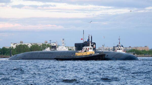 Nuklearna podmornica  - Sputnik Srbija