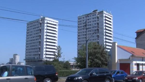 Студентски дом Карабурма - Sputnik Србија