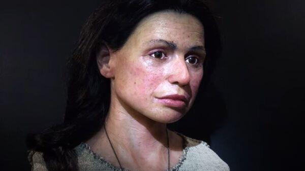 Реконструисана лобања жене стара 7.500 година - Sputnik Србија