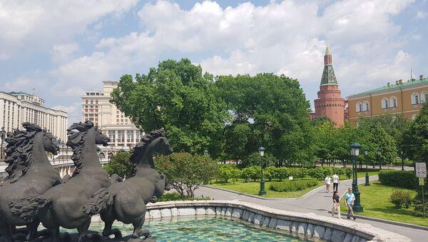 Александровски парк у Москви - Sputnik Србија