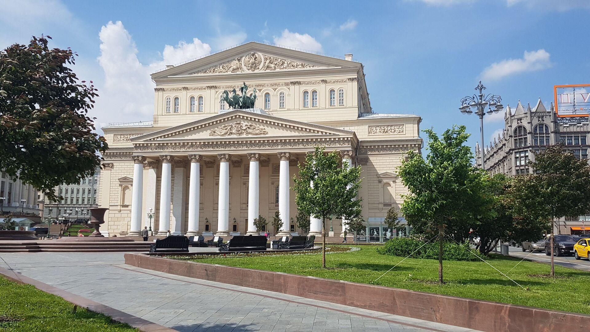 Boljšoj teatar u Moskvi - Sputnik Srbija, 1920, 19.02.2021