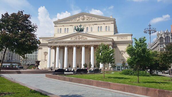 Boljšoj teatar u Moskvi - Sputnik Srbija