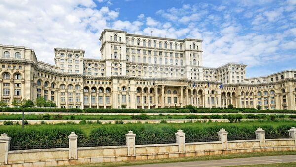 Парламент у Букурешту - Sputnik Србија