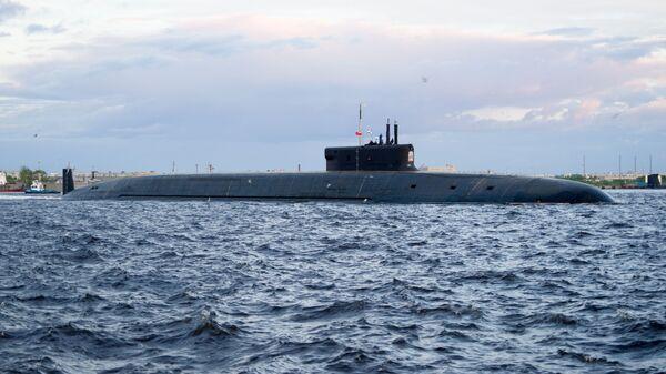 Nuklearna podmornica projekta Borej Knez Vladimir - Sputnik Srbija