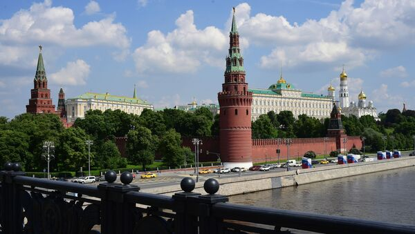 Кремаљски дворац у Москви - Sputnik Србија