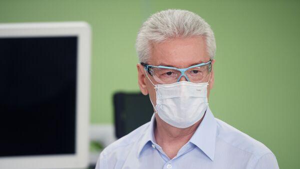 Gradonačelnik Moskve o borbi protiv virusa korona: Najteže je bilo u maju - Sputnik Srbija