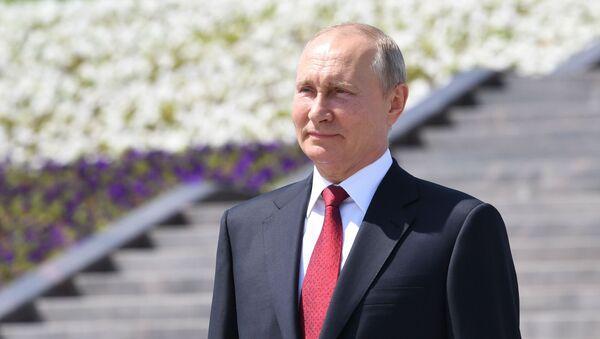 Путин: Да се Русија није опоравила, свет би био опаснији и лошији - Sputnik Србија