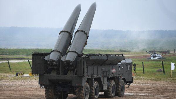 Самоходни лансер 9П78-1 Искандер М - Sputnik Србија