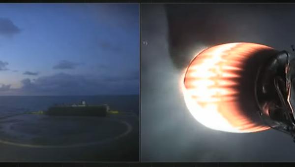 Лансирање ракете Фалкон 9 - Sputnik Србија
