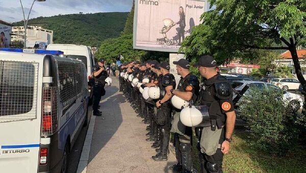 SAJ, policija Crna Gora - Sputnik Srbija