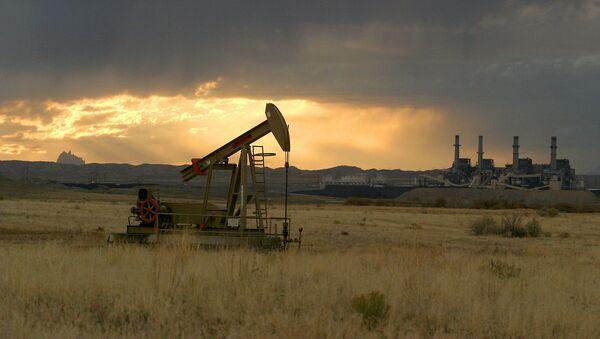 Naftna pumpa na nalazištu u Novom Meksiku - Sputnik Srbija