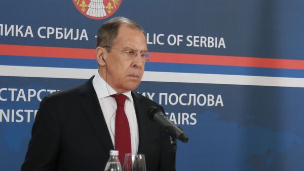 Сергеј Лавров у Београду - Sputnik Србија