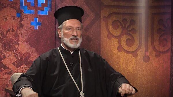 Епископ источноамерички Иринеј Добријевић - Sputnik Србија