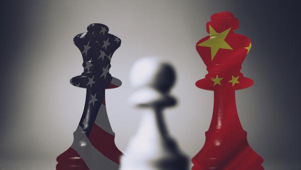 Односи САД и Кине - Sputnik Србија