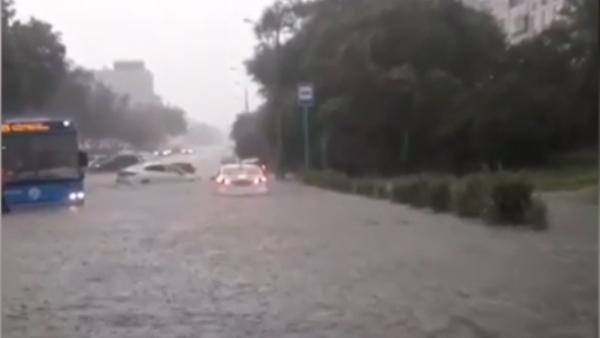 Поплава у Москви - Sputnik Србија