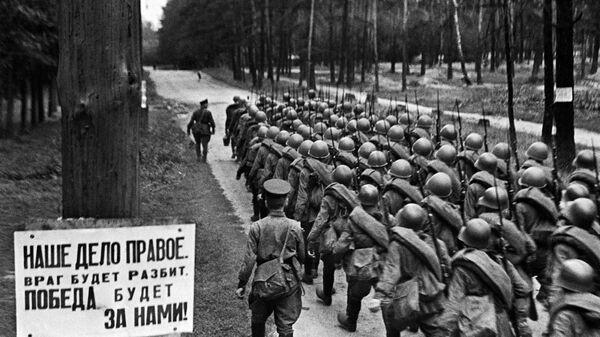 Мобилизација у СССР-у првих дана Другог светског рата - Sputnik Србија
