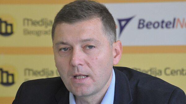 Nebojša Zelenović - Sputnik Srbija