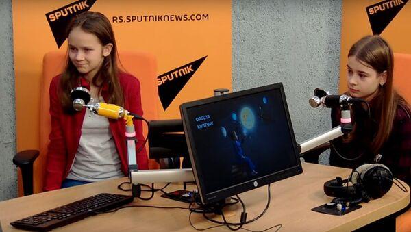 Светлана Кршљанин и Нађа Матовић, победнице такмичења Жива класика у Русији - Sputnik Србија