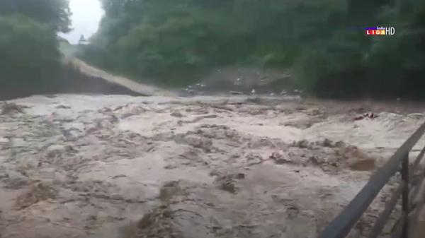 Поплава у Ивањици - Sputnik Србија