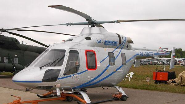 Ruski helikopter Ansat  - Sputnik Srbija