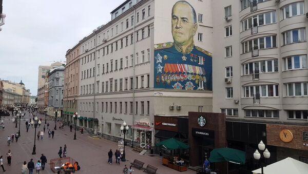 Шеталиште Стари Арбат у Москви - Sputnik Србија