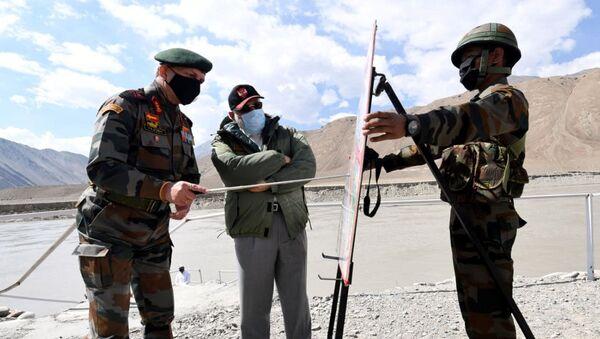 Indijski premijer Narendra Modi posetio je himalajski region Ladah - Sputnik Srbija