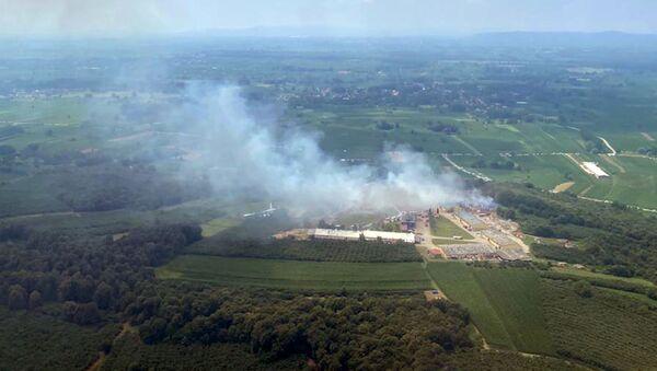 Експлозија у фабрици пиротехнике у Турској - Sputnik Србија