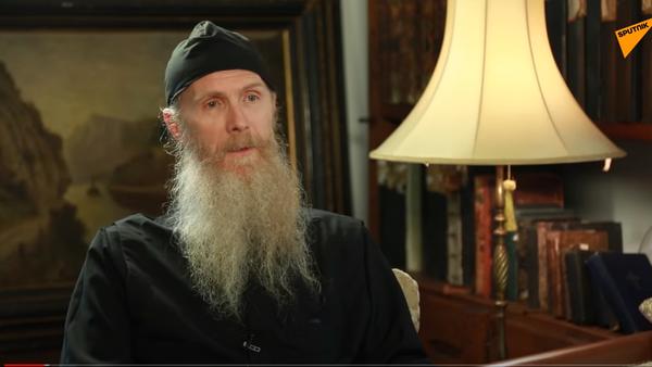 Монах Арсеније Јовановић - Sputnik Србија