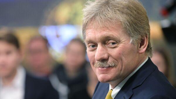 Peskov: Izjave ukrajinskog kontraadmirala – apsolutna glupost - Sputnik Srbija