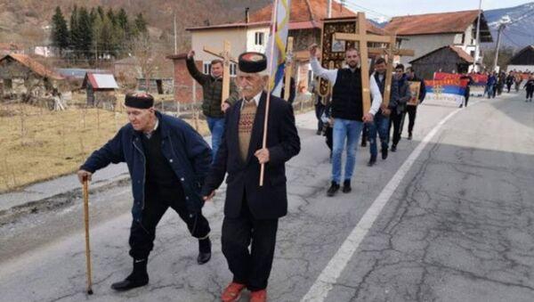 Penzioneri u Crnoj Gori - Sputnik Srbija
