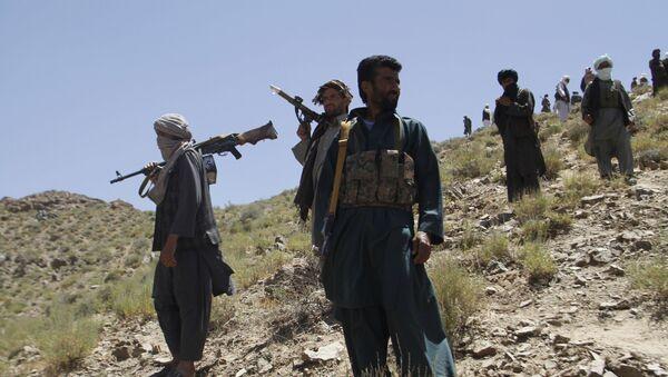 Припадници талибанског покрета у Авганистану - Sputnik Србија