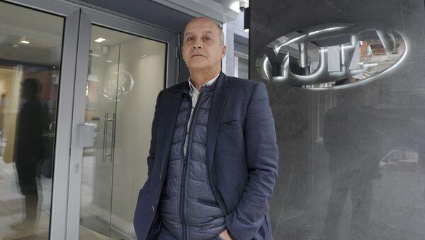 Direktor asocijacije JUTA Aleksandar Seničić - Sputnik Srbija