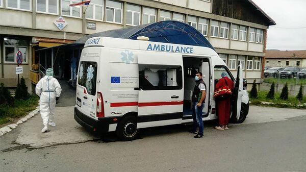Дом здравља у Сјеници - Sputnik Србија