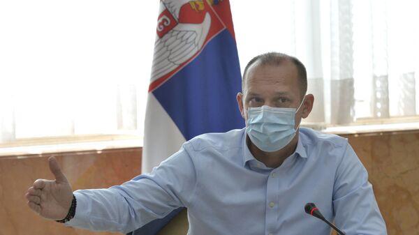 Министар здравља Златибор Лончар - Sputnik Србија
