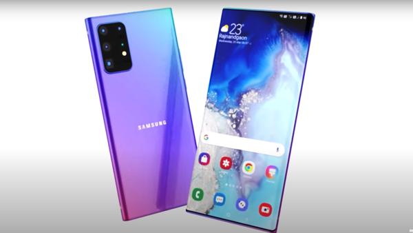 Samsung galaksi nout 20 - Sputnik Srbija