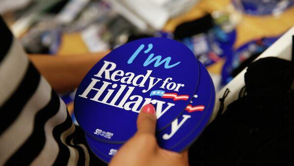 Kampanja Hilari Klinton za kandidata Demokratske stranke - Sputnik Srbija