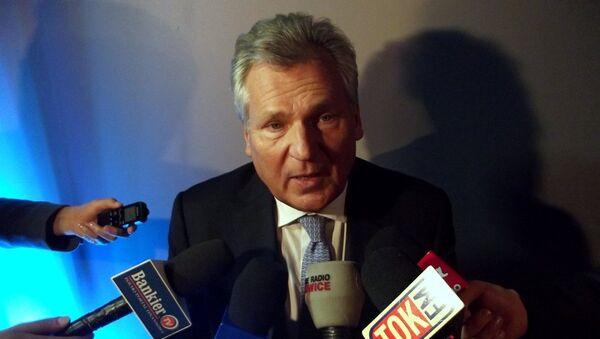 Aleksandar Kvasnjevski, bivši predsednik Poljske - Sputnik Srbija