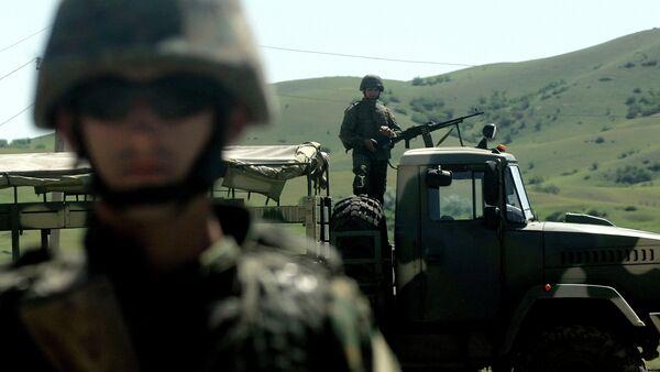 NATO vojnici - Sputnik Srbija