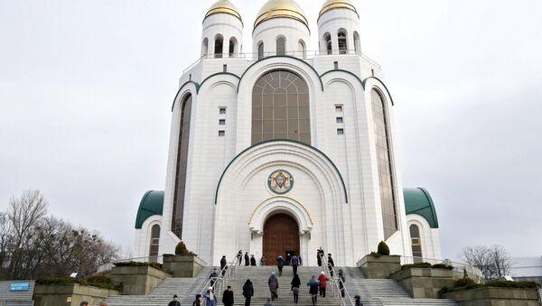 Hram Hrista spasitelja u Moskvi - Sputnik Srbija