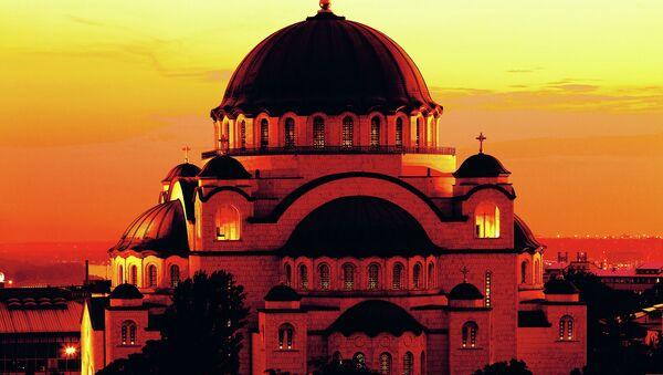 Храм Светог Саве - Sputnik Србија