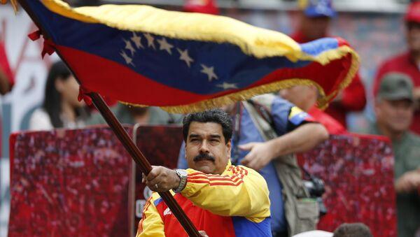 Председник Венецуеле Николас Мадуро - Sputnik Србија