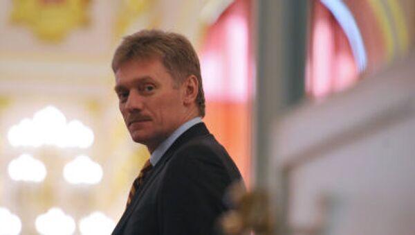 Dmitrij Peskov, portparol predsednika Rusije Vladimira Putina - Sputnik Srbija